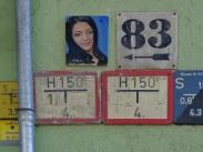 Öl auf Holz H x B 18 x 14, 5 cm